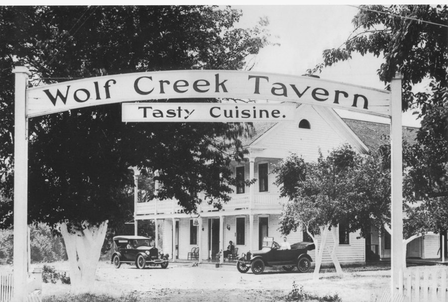 Historic Wolf Creek Inn