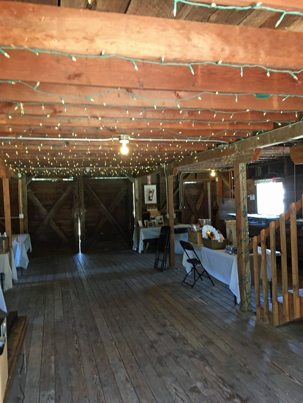 Dorris Ranch wedding venue
