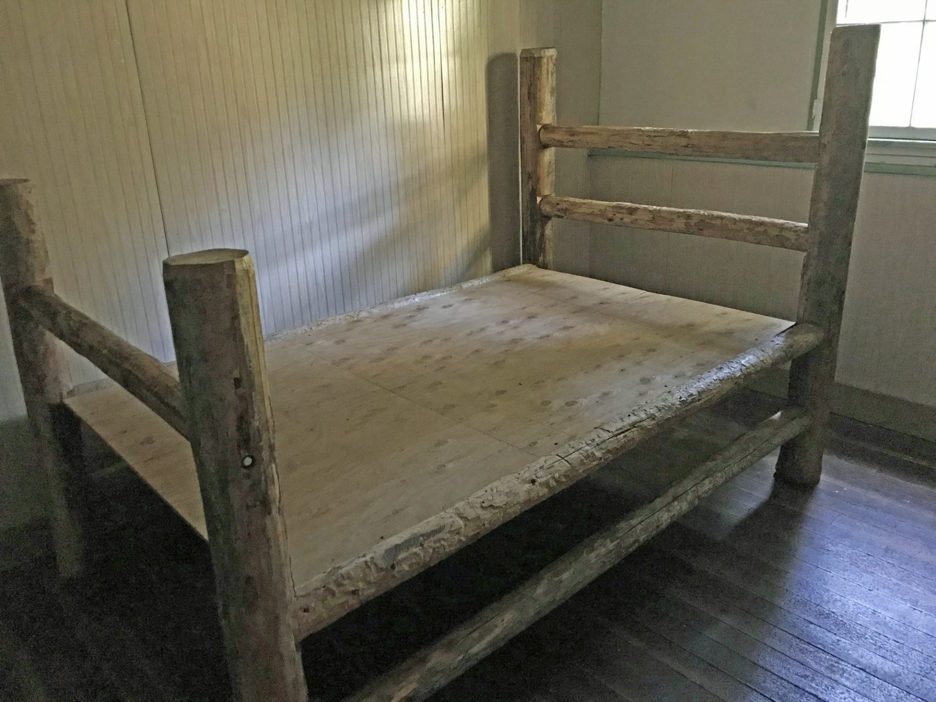 Musick Guard Station beds