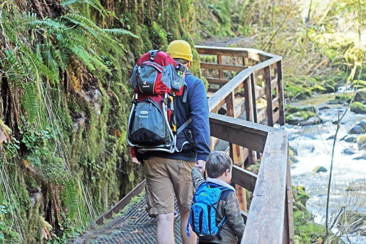 Hiking gear for kids - our favorite things