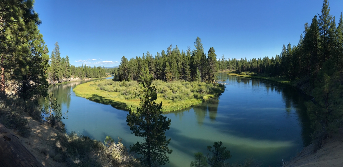 Deschutes River through LaPine State Park