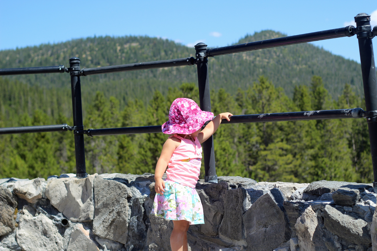 Viewpoint at Big Obsidian Trail