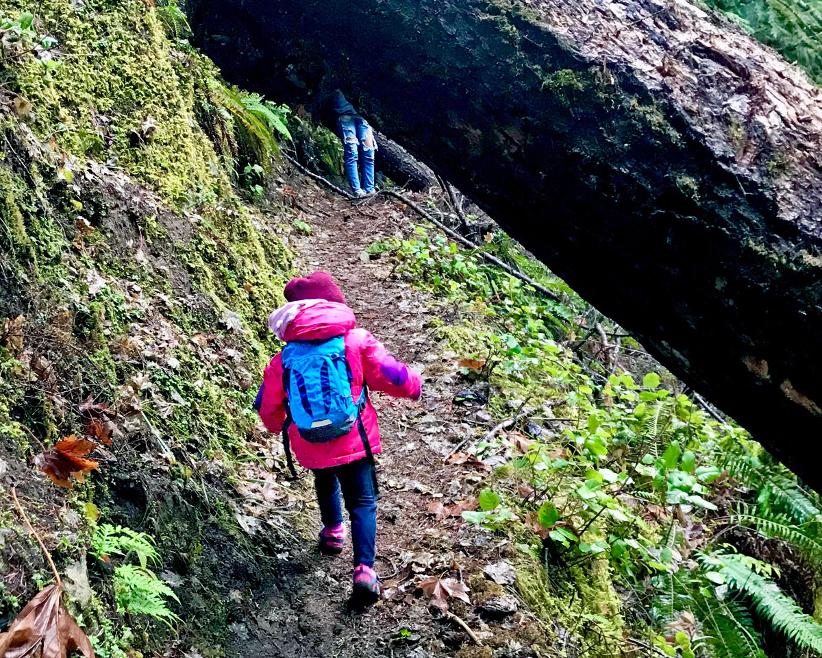 Mistakes we've made when hiking with kids